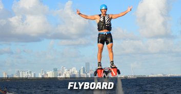 Flyboard Miami Beach