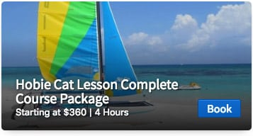 Hobie Cat Lesson Course Miami Beach