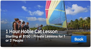 Hobie Cat Lessons Miami Beach