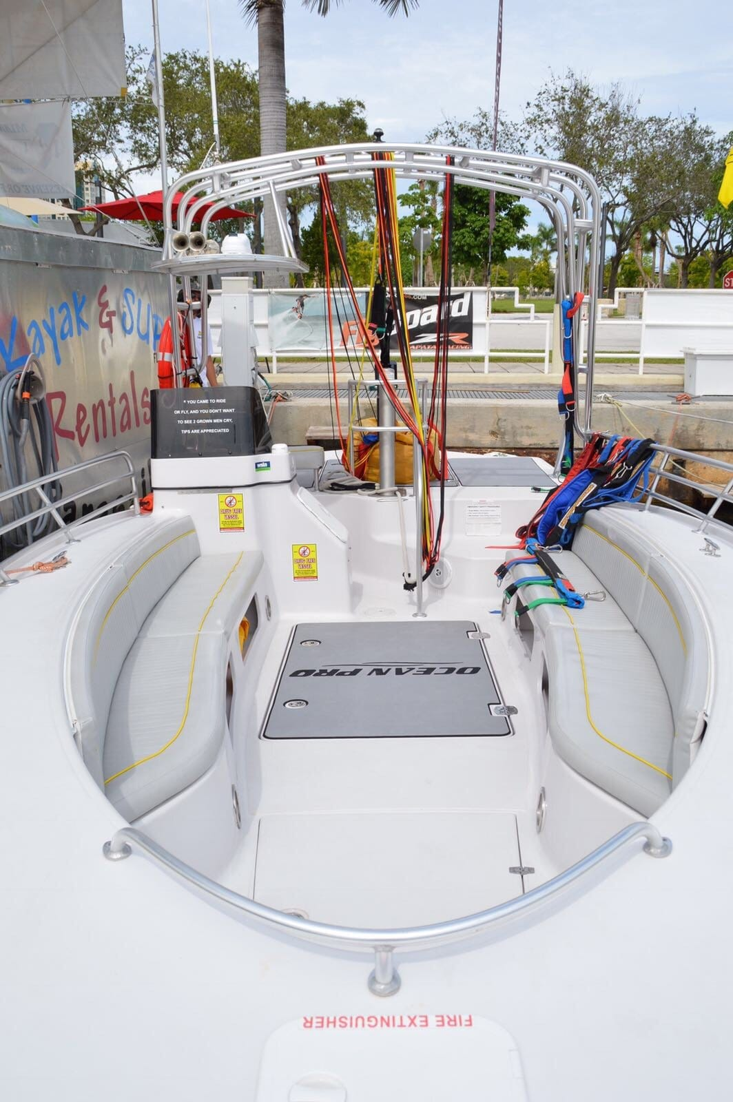 Boat Tour Miami