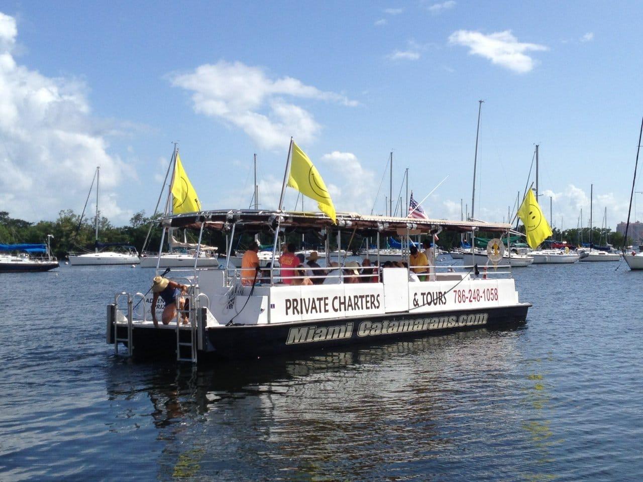 Boat Tours Miami