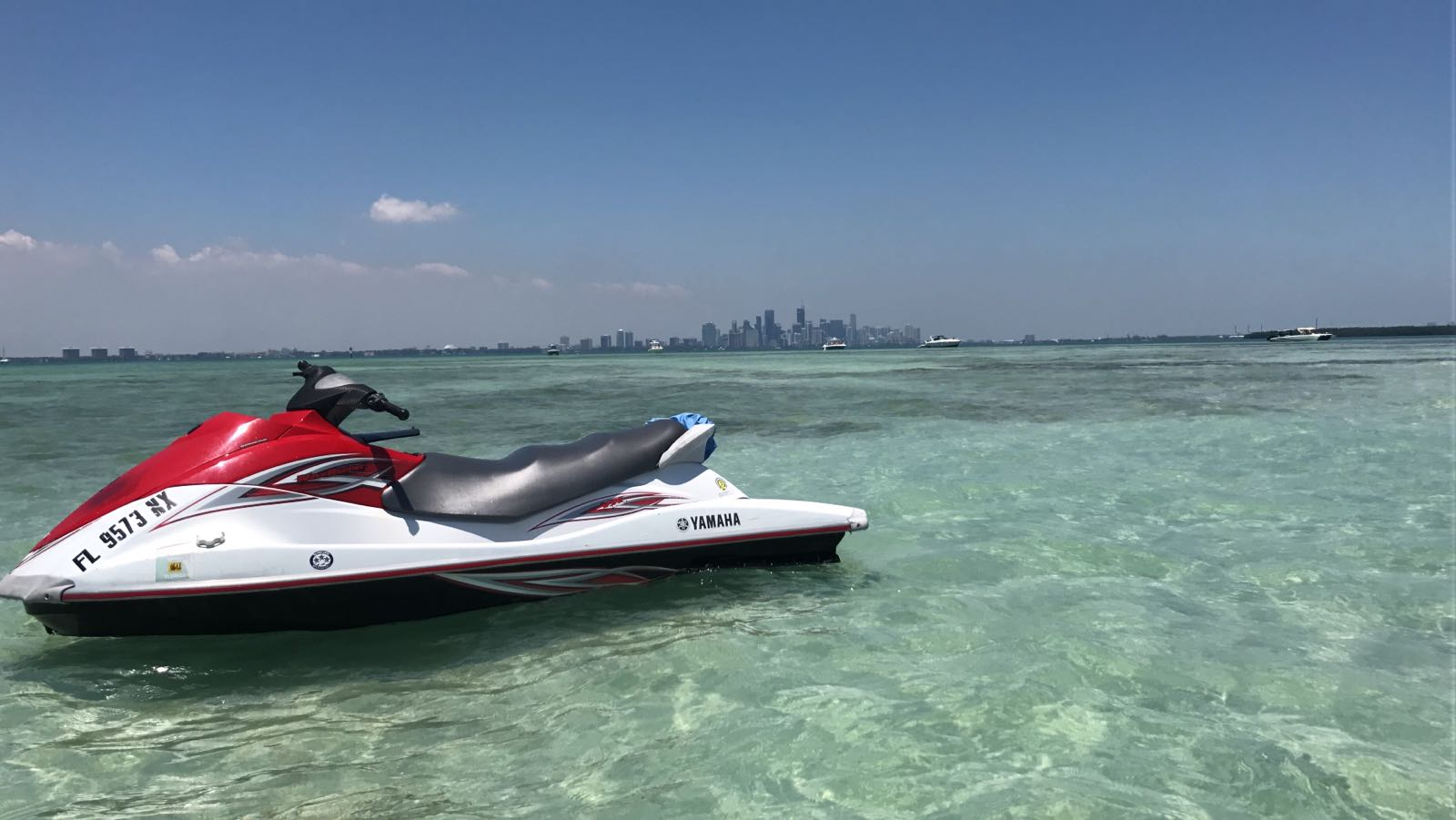 Jetski Rental Miami Beach