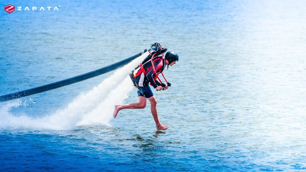 Water Jet Pack Miami