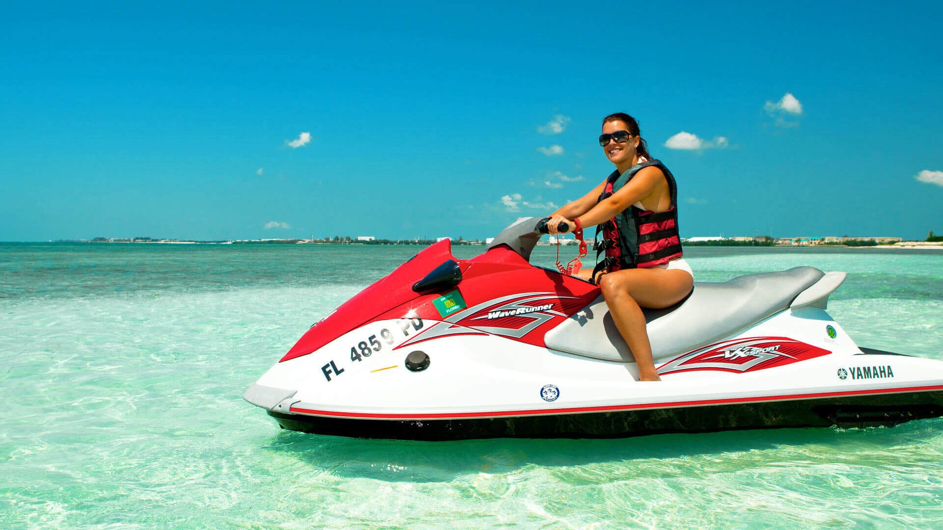 There Is Nothing More Exhilarating Than Cruising Through The Open Water On A Fast And Agile Jet Ski This Distinctive Experience Offers Riders Chance To