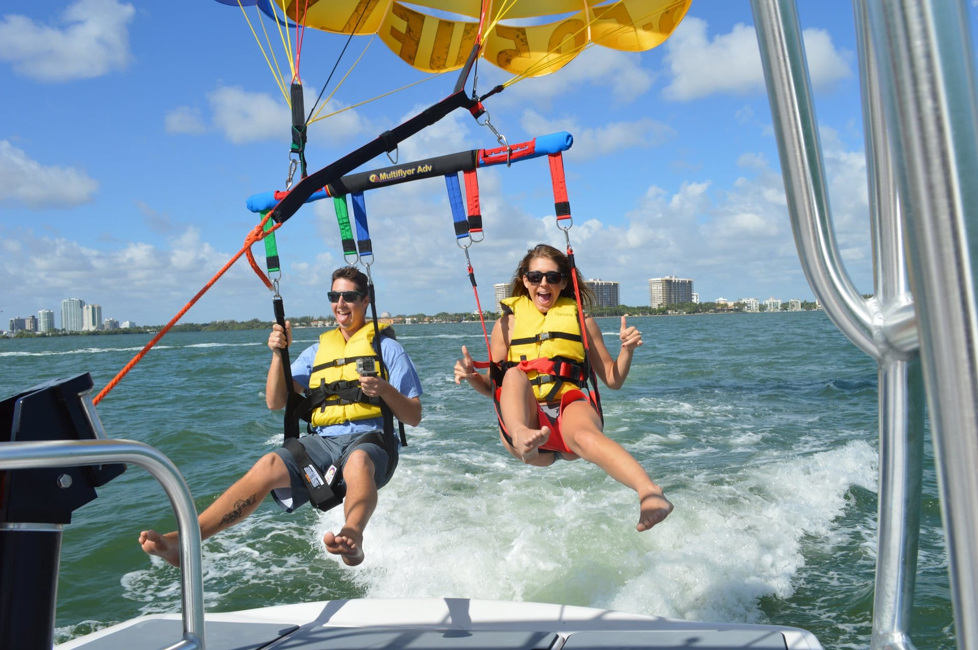 Best Parasail Miami Beach